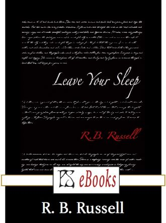 Leave Your Sleep [eBook] by R.B. Russell
